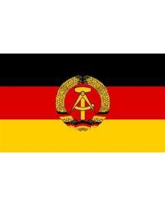 Øst Tyskland (DDR) Flag (90x150cm)